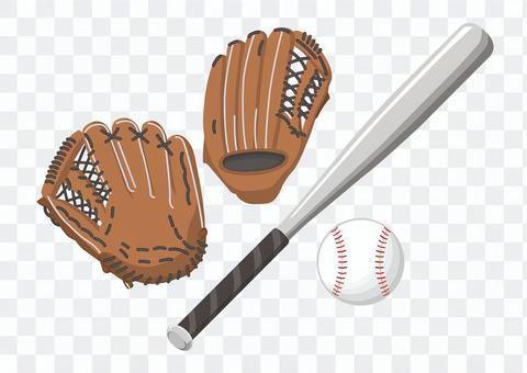 棒球裝備套裝