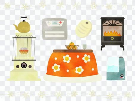 冬季家電/暖氣設備