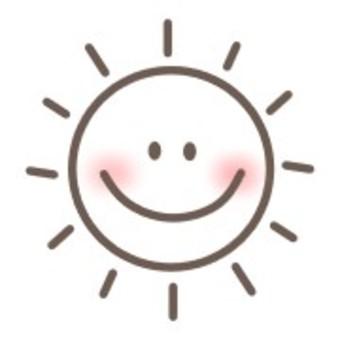 陽光透明的臉笑笑