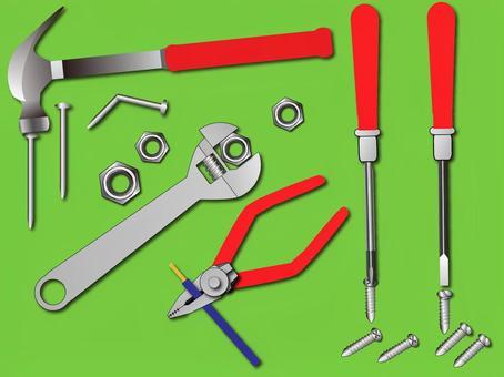 工具(包括nail_screw)