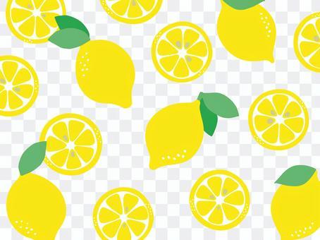 檸檬灑圖案