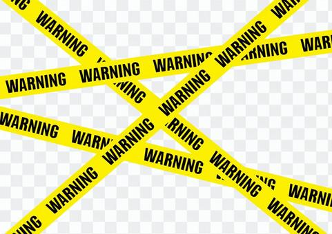 warning_ tape_multiple