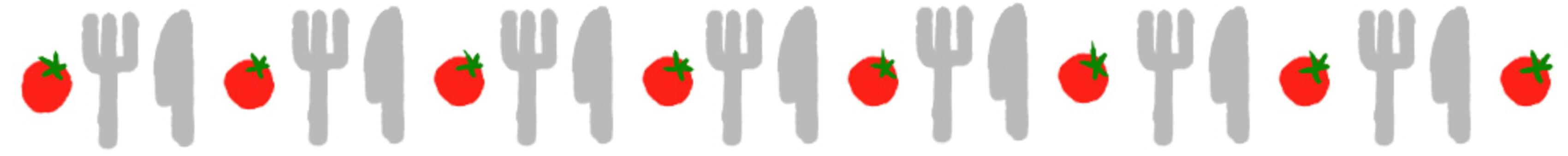 Delivery line (knife / fork)