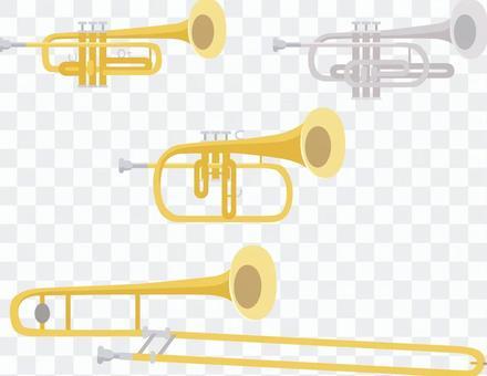 儀器_銅管樂器各種___ 01
