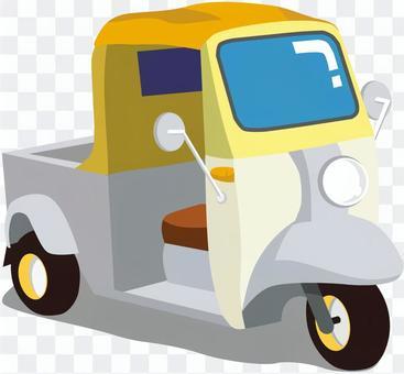 汽車三輪車