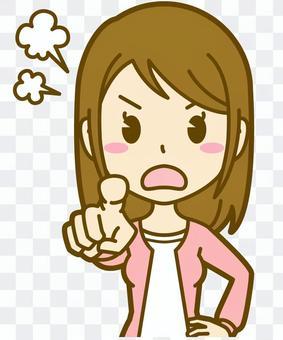 女裝(私人服裝):A_ anger 02BS
