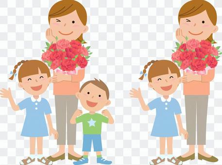 70409, mothers day, parent and child