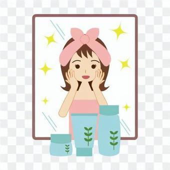 美容系列(護膚形象)