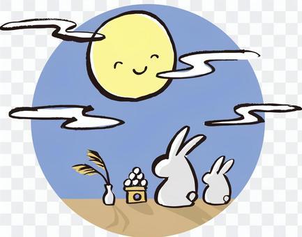 月亮兔子01