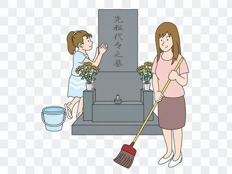 訪問一個墳墓1