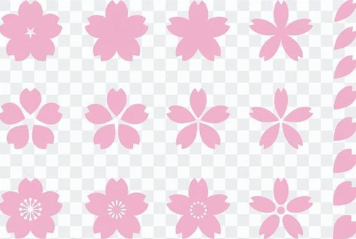 Cherry blossoms 1 b