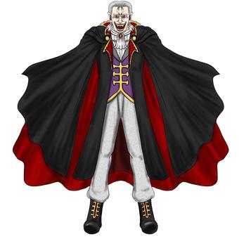 吸血鬼老人