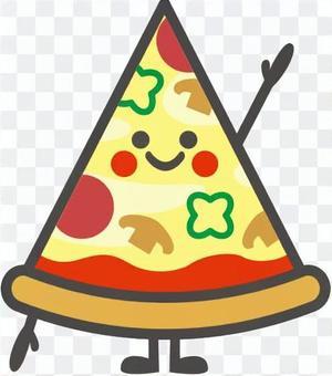 美食人物[披薩]