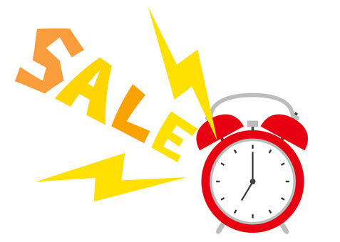 Alarm clock (SALE)