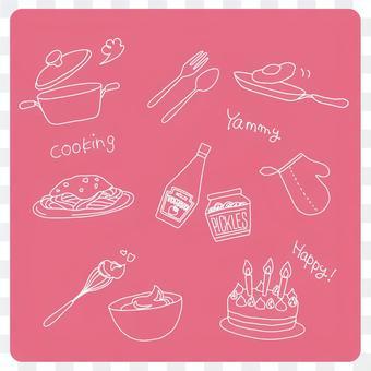 Cooking set