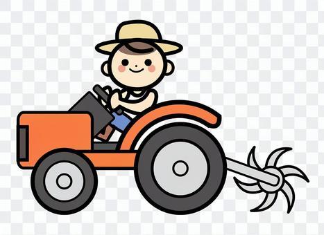 簡單的農民 - 修煉者