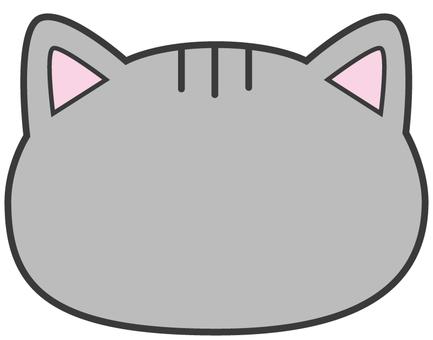 Cat_American Shorthair_No face