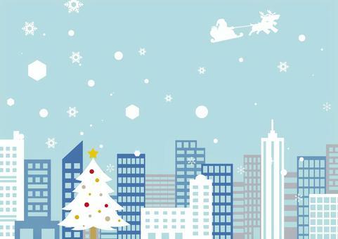 Urban Building _ Christmas