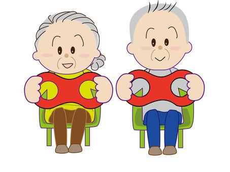 高齢者 3B体操 健康維持 福祉