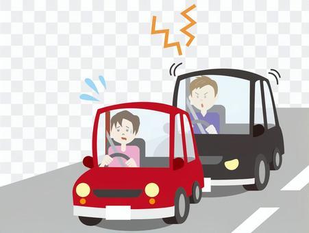 Swaying driving