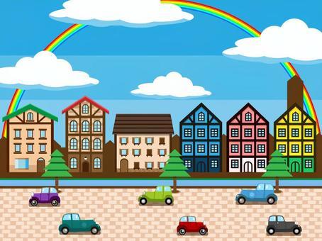 城市和經典車