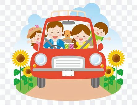 駕駛與家庭05 _向日葵領域