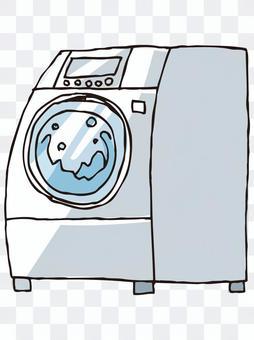 一台洗衣機