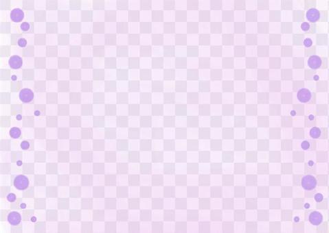 水彩垂直點(紫色)