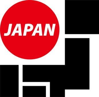 Japanese mark icon JAPAN