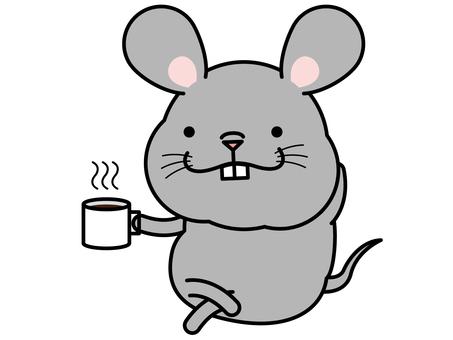 쥐씨 브레이크 타임