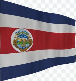 哥斯達黎加國旗