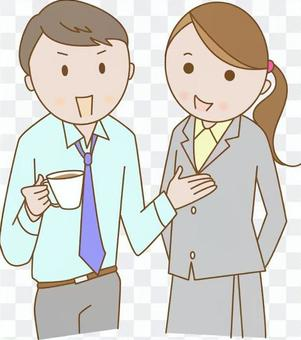 男性和女性的地位