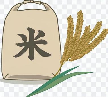 米袋和耳米