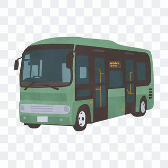 Self-driving small bus
