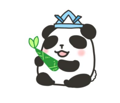 熊貓與捲心菜