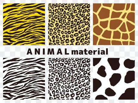Animal pattern set