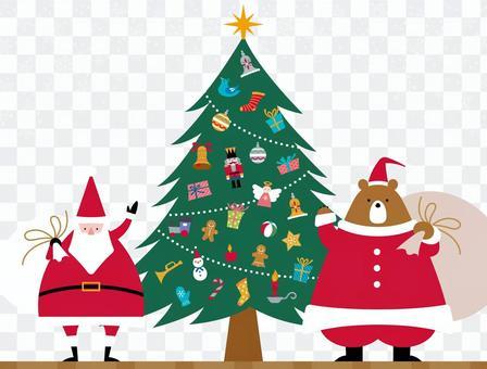 クリスマスアイテムセット.03