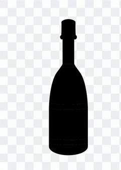 Bottle (Silhouette)