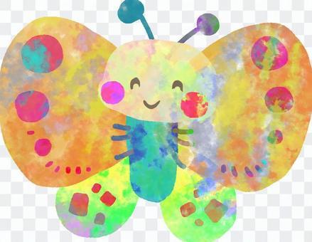 나비가 된 애벌레 포토 북 표지