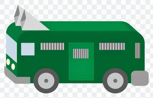 Street sign car