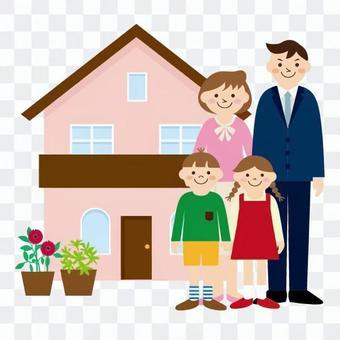 我的家庭和家庭