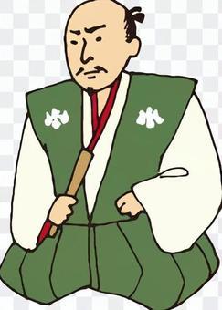 Military commander (Nobunaga Oda)