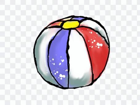 ビーチボール