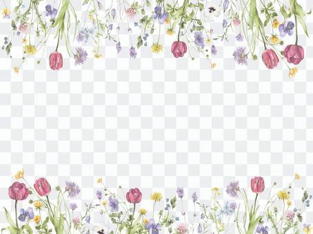 花框240  - 总之可爱的花框