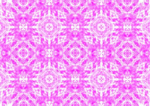 粉红的图案