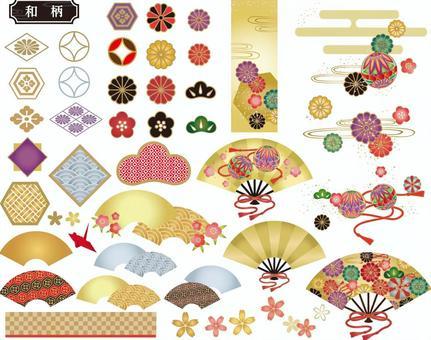 日本的材料收集