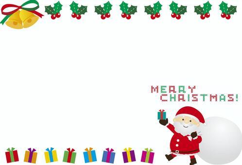 聖誕老人框架2