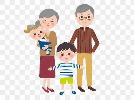 祖父母和孫子女