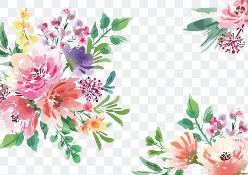 Floral frame3