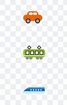 车辆(直线列车)